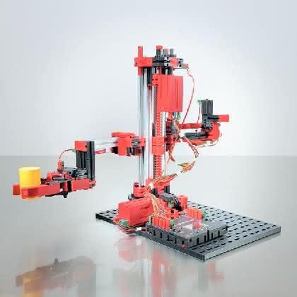 Baukasten: Roboter im Miniformat