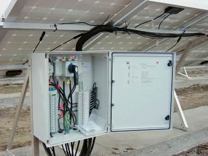 Anschlussboxen für die Photovoltaik, Messmodule: Wenn die Sonne scheint…