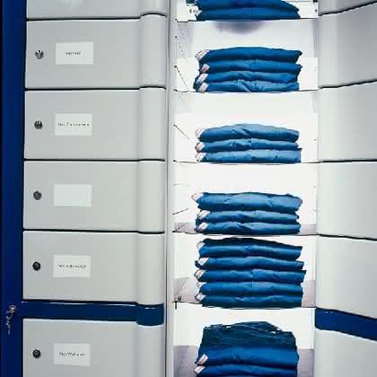 Wäschewechselsystem: Rechtskonform aufbewahren