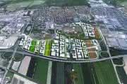 Märkte + Unternehmen: Augsburg Innovationspark beispielhaft für Ressourceneffizienz in Deutschland