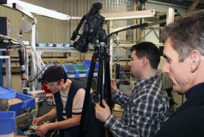 Zerspanen: Prozessoptimierung durch Utility-Film