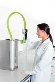 Reinstwassersysteme PURELAB flex 3 & 4: Für geringen Reinstwasserbedarf