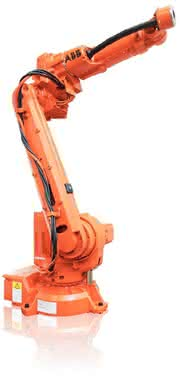 ID-Roboter: Packt 15 Kilo
