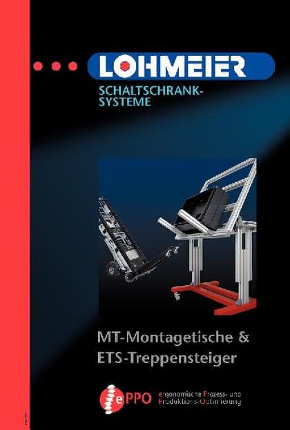 Kataloganzeige: Katalog: LOHMEIER Schaltschrank-Systeme GmbH & Co KG