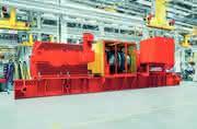 Industriegetriebe-Baureihe X: Vollständige Reihe