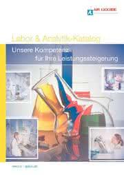 Labor & Analytik-Katalog: Katalog nicht nur für Kalibriergase