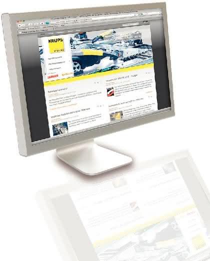 Kataloganzeige: Katalog: KRUPS GmbH
