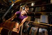 Voice-Technologie verbessert Performance in Lager und Distrubutionszentren: Vision im Ohr