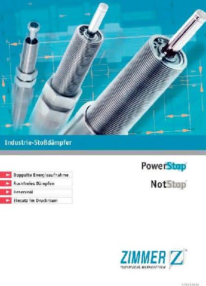 Kataloganzeige: Katalog: Zimmer GmbH Technische Werkstätten