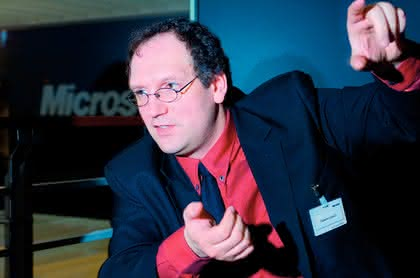 Software: Erste 'Gehversuche' mit  Kinect sind vielversprechend