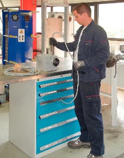 Reparatur Maag-Pumpen: Schmelzepumpen in Deutschland reparieren