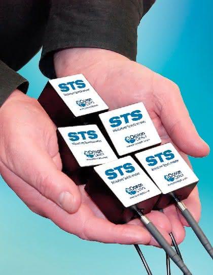 Miniaturspektrometer STS: Mit integriertem Dunkelstrom-Shutter