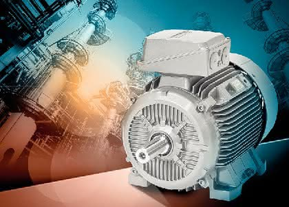 Asynchronmotoren 1LE1: Freundlich fertigen