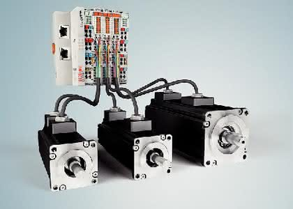 Synchron Servomotoren: Kompakt-Motoren bis 130 W