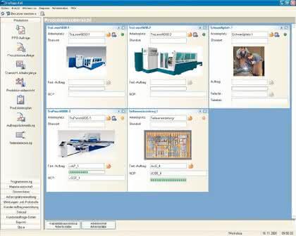 Software: Prozesskette Blech  im Visier