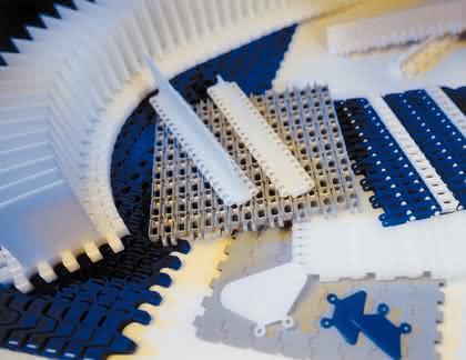 Kunststoffförderbänder: Langes Leben