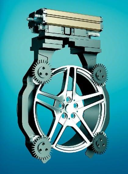 Modularer Großhubgreifer PHL: Leistung und Design