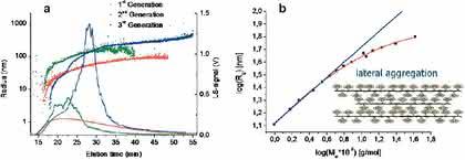 Polymeranalytik: Anwendung von AF4-MALLS