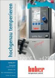 Temperiertechnik-Katalog 2011/2012: Temperiertechnik-Katalog