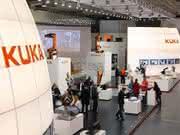 Märkte + Unternehmen: Kuka: erstmals komplettes Leistungsspektrum auf der Hannover Messe