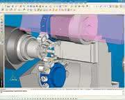 CAM-Software, Spanntechnik: Auf Spannung programmiert