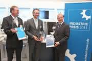 Märkte + Unternehmen: Rexroth ist Gesamtsieger des Industriepreis 2011