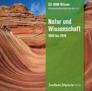 """News: Neuauflage der Wissen-CD-ROM aus dem F.A.Z.-Archiv:  """"Natur und Wissenschaft"""""""