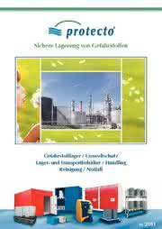 Katalog Protecto 2011: Lager- und Umwelttechnik