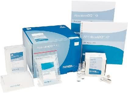 Forschungskit AbsoluteIDQ p180: Forschungskit für Metabolomics