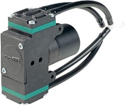 Miniaturmembranpumpen JADE 1410/1420: Miniaturmembranpumpen mit Ausdauer