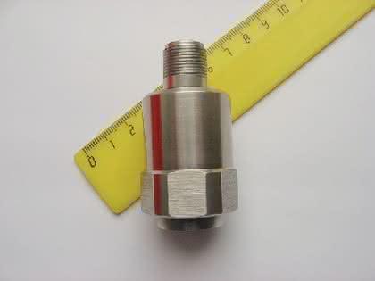 Überwachung: Handelsübliche Vibrationstransmitter