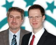 News: Personelle Verstärkung für das Beratungsteam der Photonik-Industrie - Laser 2000 heißt Wolfgang Bauer und Peter Scheyerer herzlich willkommen.