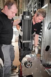 Lagertechnik: Mit Turbo ins moderne Lager