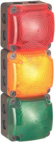 LED-Leuchte 853: Quadratisch, praktisch