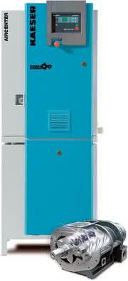 Schraubenkompressoren: In zahntechnischen Laboren