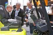 Märkte + Unternehmen: CeMAT: Stapler werden intelligenter und wirtschaftlicher