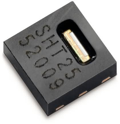 Feuchtesensor SHT25: Miniatur-Feuchtesensor