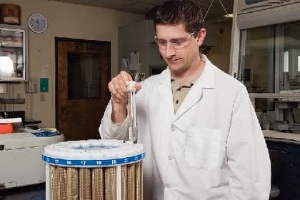 Probengefäß ChemEx: Weichmacher extrahieren