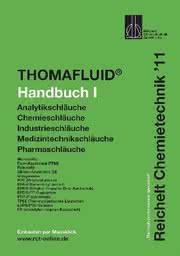 Handbuch Thomafluid-I: Schläuche aus Elastomeren