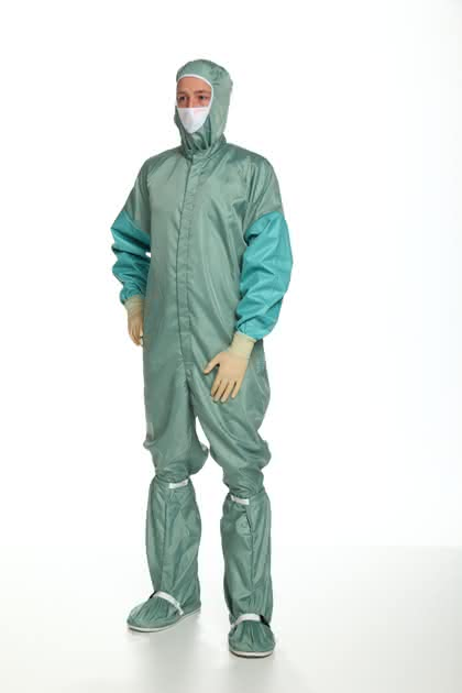 Arbeitsschutz: Neue zertifizierte Reinraumkleidung für den Umgang mit biologischen Arbeitsstoffen