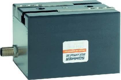 Großhubgreifer der Serie GEH 6000: Kompaktes Teil