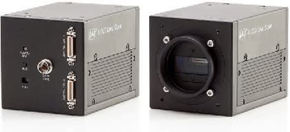 Vier-CCD-Zeilenkamera LQ-200CL: Mit Prismenblock