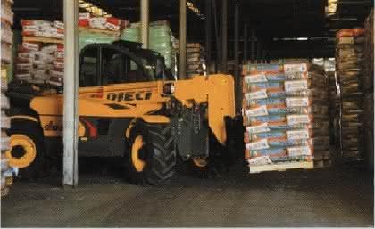 Landwirtschaftsstapler: Für den Landmann