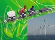 Märkte + Unternehmen: Wieland Electric: Windkrafttürme rationell installieren und optimal ausleuchten
