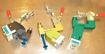 Modulare Prüfvorrichtungen: Modulare Vorrichtungen  zum Prüfen von Pkw-Bauteilen