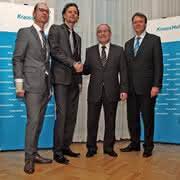 News: Kraussmaffei ist Systemlieferant für neues Werk der IAC Group