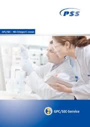 GPC/SEC-Dienstleistungsbroschüre: Neue Broschüre für GPC/SEC-Dienstleistungen