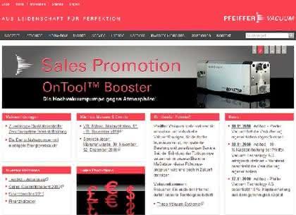 Internet-Schaufenster: Die Internet-Adresse des Monats Dezenber 2010