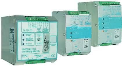 Stromversorgungssystem: Versorgen und laden