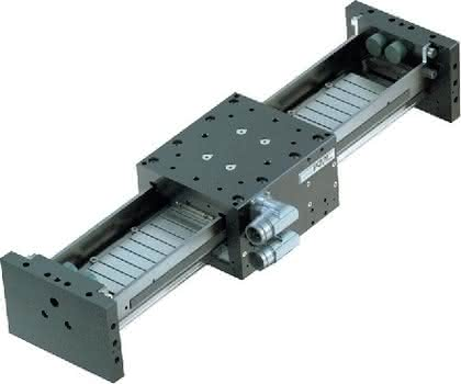 Linearmotor LMS E2: Robust gebaut
